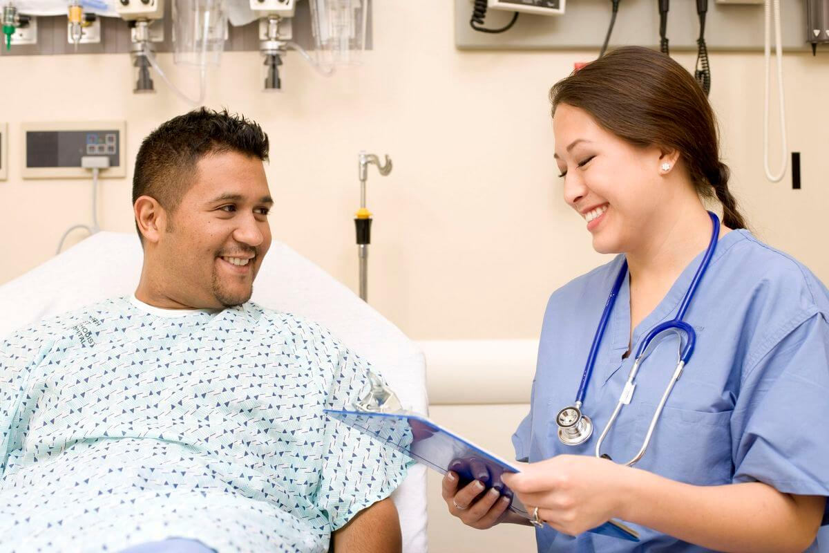 Doctor with Qualified Interpreter