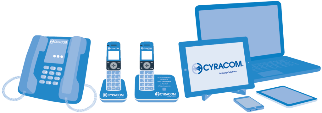 CyraCom Secure Interpretation Devices