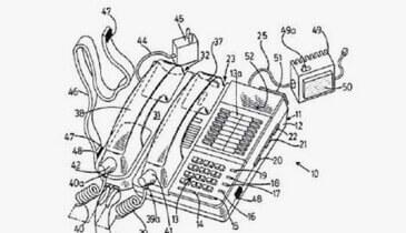 cyracom-patent
