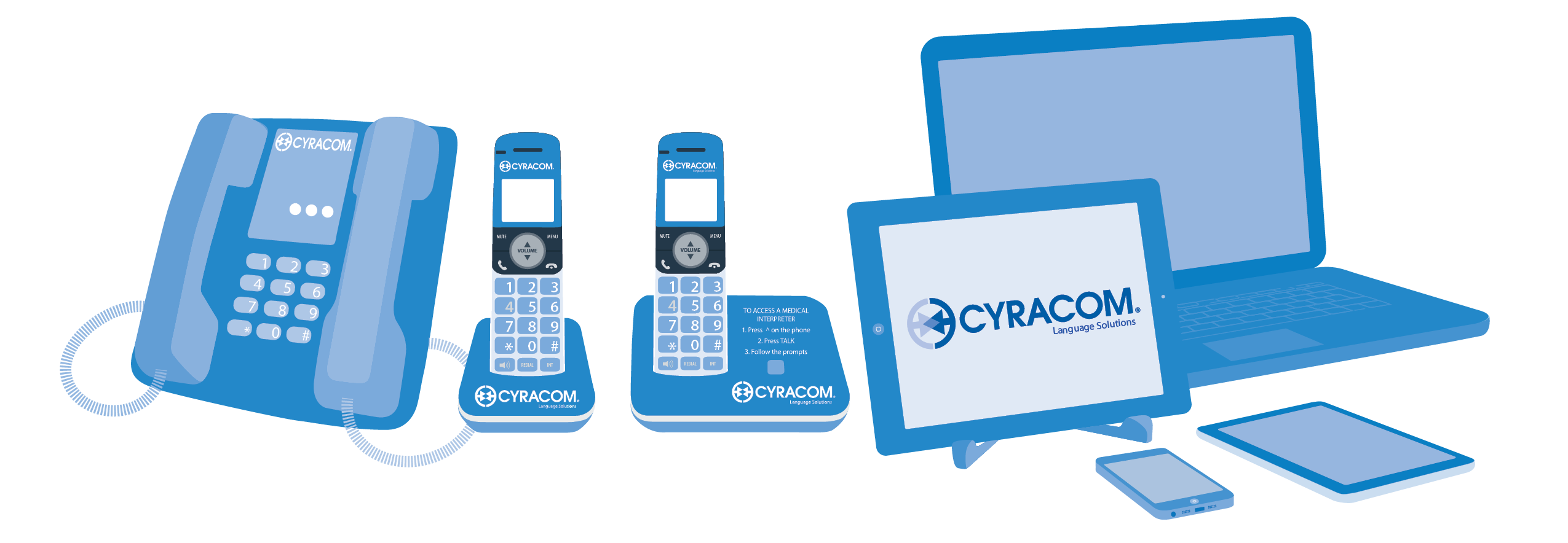 CyraCom-devices