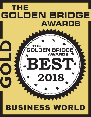 CyraCom 2018 Golden Bridge Award