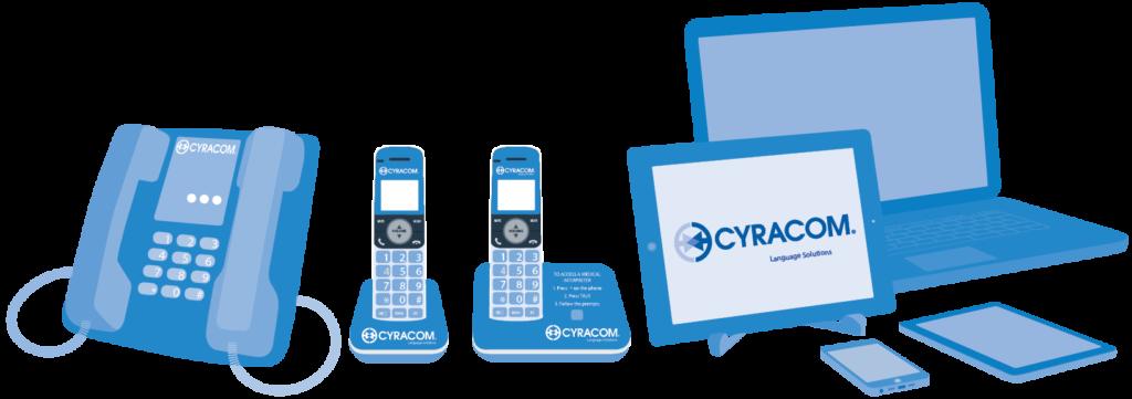 CyraCom Secure Interpretation Devices