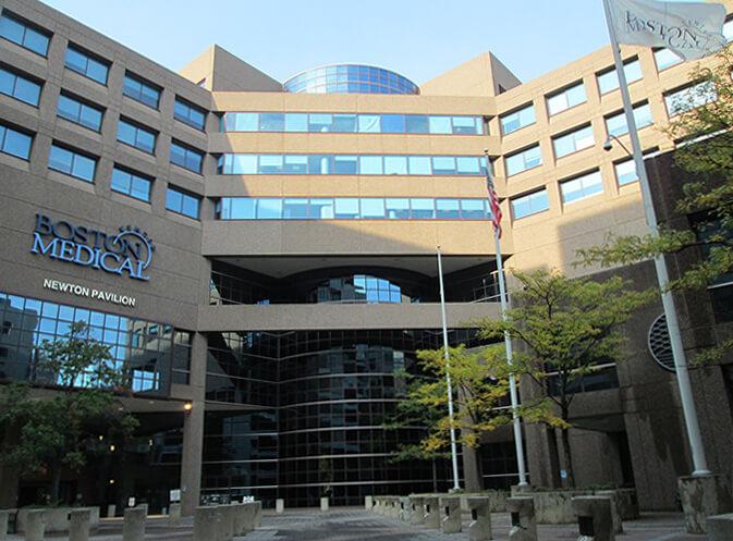 Boston Medical Center Joint Commission Survey